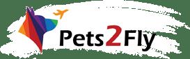 Pets2Fly Logo