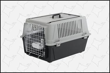 אטלס 40 – כלוב הטסה לחתול