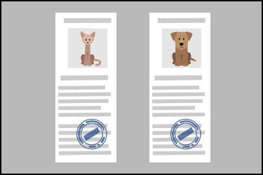 Pet Health Certificate need for pet travel
