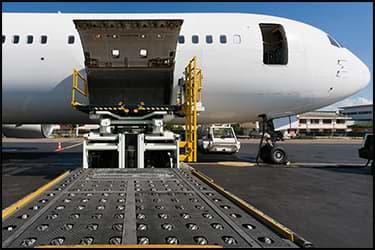 קרגו של מטוס